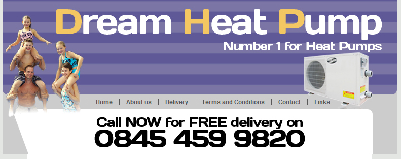 Dream Heat Pumps